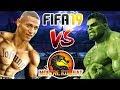 Novo Modo De Jogo Fifa Com Mortal Kombat O In cio Fifa