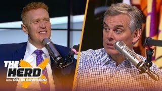 Brian Scalabrine on 'regret' LeBron may have, Kyrie-Celtics issues & Next Face of the NBA | THE HERD