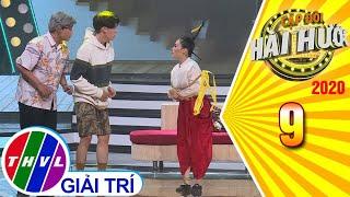Cặp đôi hài hước Mùa 3 - Tập 9: Ai khóc nỗi đau này – Cẩm Hò, Đình Lộc