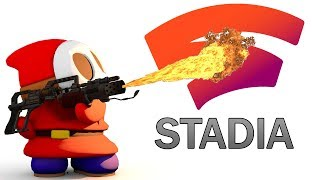 Google Stadia: Thanks, I Hate It