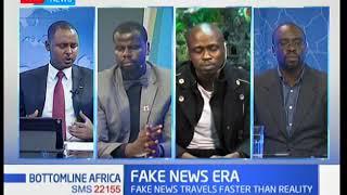 BOTTOMLINE AFRICA: Fake news era