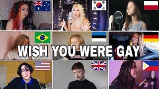 Who Sang It Better : Billie Eilish   Wish You Were Gay (us,uk,australia,poland,germany)