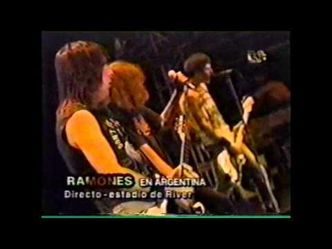 Ramones - Wart Hog (Live Argentina 1996)