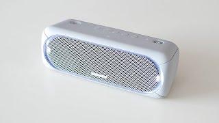 Sony SRS-XB30 - soundcheck