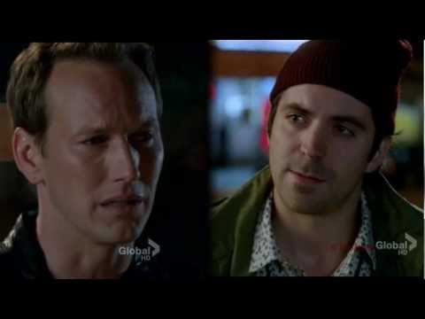 A Gifted Man - Michael/Zeke: Stranded (SLASH)