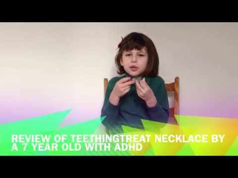 TeethingTreat Necklace Review