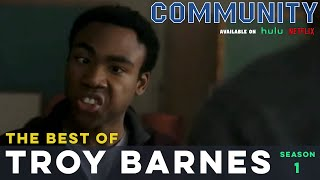 Best of Troy Barnes: Community S01 - LeoAshe.com/community