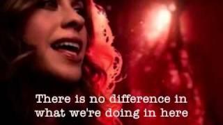 Alanis morissette - Underneath lyrics