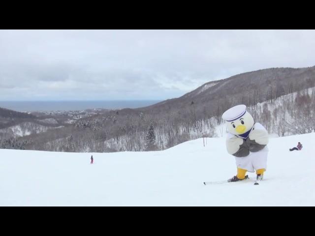 マーシーくんスキーチャレンジ