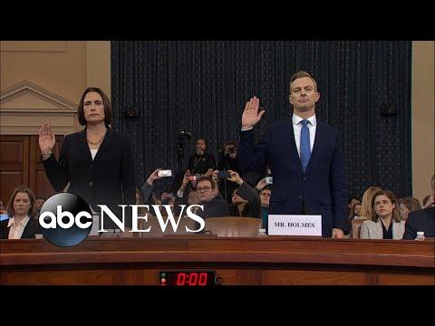 Trump impeachment hearing key moments: Day 5 | ABC News