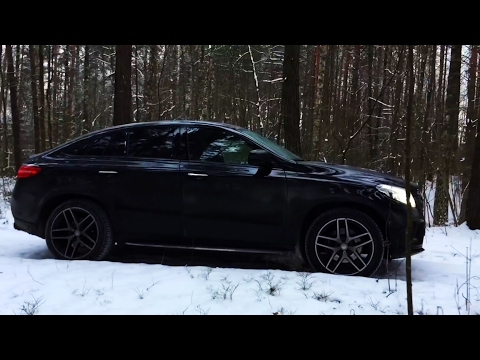 Mercedesbenz Gle Class Coupe Купе класса J - тест-драйв 1