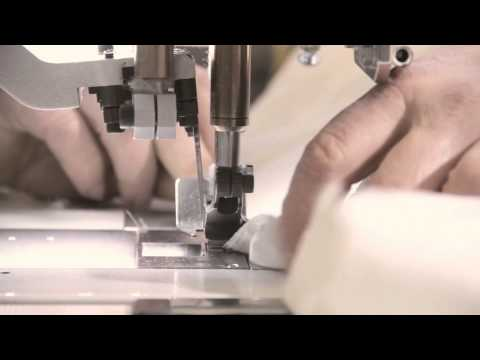 Daunenbett Herstellung bei der Traumina Bettwaren-Manufaktur