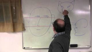 Смотреть онлайн Обучение чтению характера по физиогномике лица
