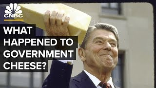 How Government Cheese Became Welfare For Farmers
