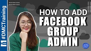 How To Add Facebook Group Admin | Make Admin In Facebook Group | Be Administrator of Facebook Group