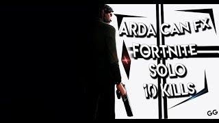 #1 Fortnite Solo PS4