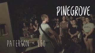 Pinegrove // Paterson + Leo // 8-Track Attack!