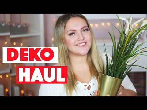 Deko und Interior Haul   Ikea, Depot, H&M Home, Amazon   Deko & Einrichtungs Ideen   Annaxo