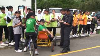 preview picture of video 'Pertandingan Lalulintas Shell peringkat Daerah Tenom 4hb Okt 2013'