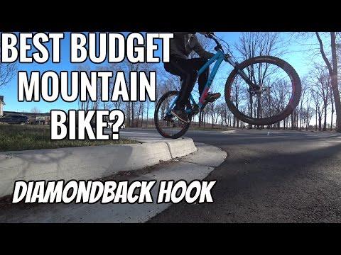 Best Entry Level Mountain Bike? Diamondback Hook 27.5