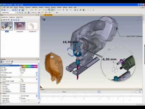 Download SolidWorks Composer Tip: Creating Custom PDF