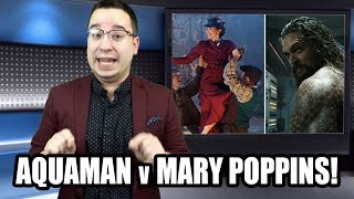 What Critics Are Saying About Aquaman and Mary Poppins Returns | Flickering Myth Fridays