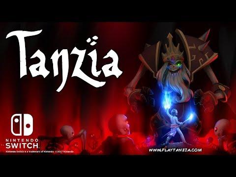 Tanzia Nintendo Switch Trailer thumbnail