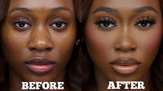 HOW TO: FAKE A NOSE JOB WITH CONTOURING