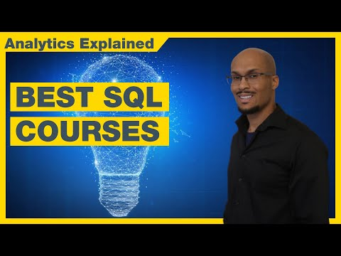 2 Best SQL Courses for Beginners in 2021