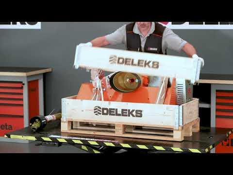 DELEKS® APE: Ausgepackt von Alberto