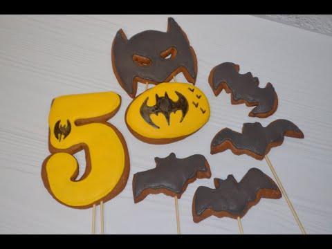 Как создать топпер Бэтмен