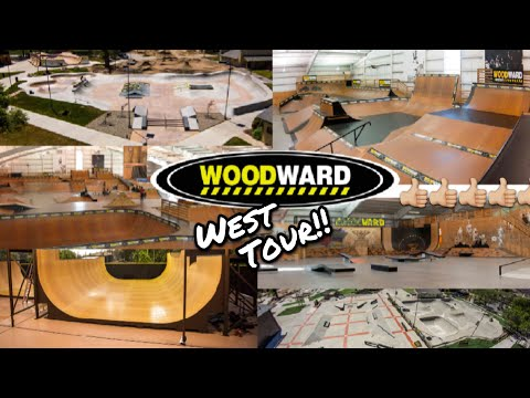 TOUR OF WOODWARD WEST!!!