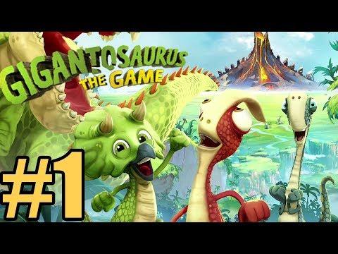 Gigantosaurus The Game - Gameplay Walkthrough Part 1