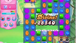 Candy Crush Saga Level 2951 NO BOOSTERS (35 moves)