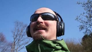 ANC-Kopfhörer mit Bluetooth Srhythm NC35 - Active Noise Cancelling im Test und wie klingt er?