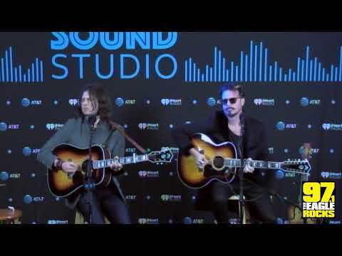 "Rival Sons - Acoustic ""Feral Roots"" - IHeartMedia Dallas-Fort Worth"