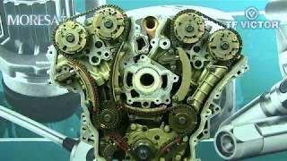Especificaciones Críticas Y Sincronización Del Motor GM 3.6 Lts