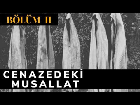 KORKU HİKAYELERİ - Cenazedeki Musallat 2 - CİN