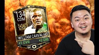 FINAL 100 CDM COMPLETED!! MIDFIELDERS PACK OPENING!! FIFA MOBILE