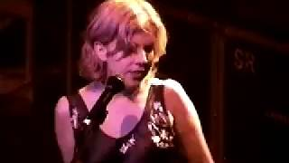 Catherine Wheel - Judy Staring At The Sun (With Tanya Donelly, live video, studio recording)