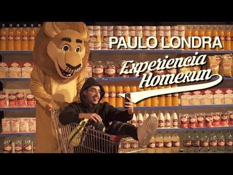 "Experiencia ""Homerun"" Paulo Londra"