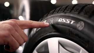 BMW Runflat Tyre Technology.