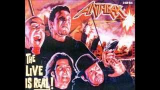 4)ANTHRAX- Room For One More- Live In 1998 Japan