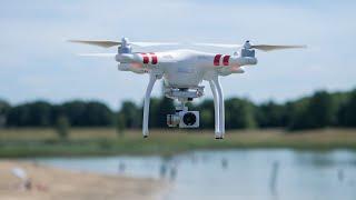 Best Drones from DJI Phantom 4 Pro 4K Camera 20MP Sensor 7KM