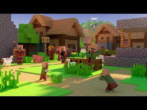 Minecraft《我的世界》1.14更新