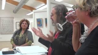preview picture of video 'VER  RÜCKT Art Brut Ausstellung im Langenzersdorf Museum'