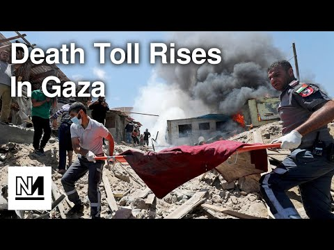 Death Toll Reaches 200 In Israel's War On Gaza | #TyskySour