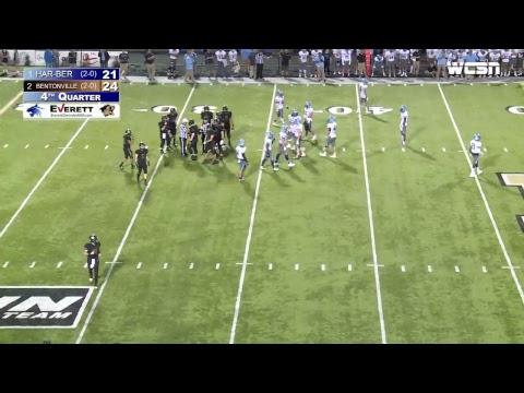 Har-Ber High School Football | Har-Ber vs. Bentonville