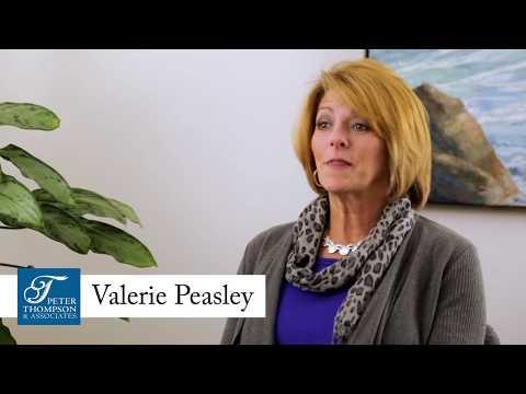 Client Testimonial thumbnail - Valerie Peasley