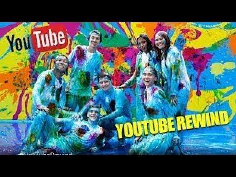 YouTube Rewind & BTS :The Shape of 2017 | #YouTubeRewind
